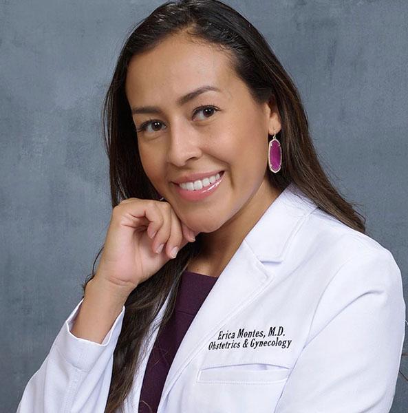 Dr. Erica Montes